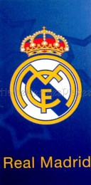 serviette de plage real madrid